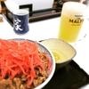 【日記】2017年2月16日(木)「一杯の牛丼。紅しょうが、多め。オッサン評論家にならないために。」