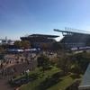 鳥栖にサッカーを観に行きました。