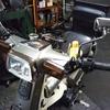 #バイク屋の日常 #スーパーカブ90 #カスタム #タコメーター #ワンオフ