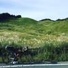 バイクパッキングで砥峰高原にキャンプライド行って来た