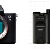 """【データ公開中】Fusion360でα7III""""ライク""""なカメラをモデリングしたよ"""