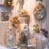 《アーティス2F》冬の装い☆木馬のリボンで 大人のための上質アクセサリー&Winter  Deco