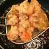 カロリーオフ唐揚げの作り方~ブラジル鶏もも肉で1食59円。二重衣で油汚れにくい衣技~