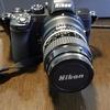 『Micro-NIKKOR 55mm F2.8』『AI AF Nikkor 50mm f/1.4D』撮影比較