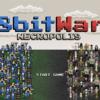 【iPhoneアプリレビュー】8bitWar: Necropolis - グラフィックとシステムを極限まで削ぎ落とした戦略シミュレーション!シンプルな作りだがツボは押さえたなかなかの一本!