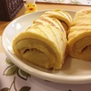 ホットケーキミックスで作るロールケーキ~さつまいも餡ver~