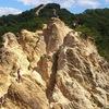 スリル満点の岩山を歩く!初心者でも行ける須磨アルプス/馬の背