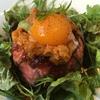京都・近江牛Steak&Wine 山村牛兵衛の極旨ウニク丼を食べてきました