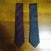 池袋のスーツセレクトでネクタイを二本買った! なかなか良いじゃん!