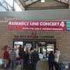 ギネス記録に挑戦中 - Assembly Line Concert 4