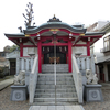 七倉稲荷神社(台東区/池之端)の御朱印と見どころ