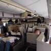【搭乗記】ブリティッシュエアウェイズ ビジネスクラス お見合い席でカイロ-ロンドン BA154