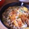 【男の料理】ごぼうと厚揚げの卵とじ朝食