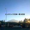 ヒッチハイク日本縦断チャレンジ【8日目】