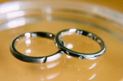 【手作りのプラチナ結婚指輪】僕たちの指輪ができあがりました