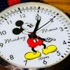 ミッキーの時計を買ってみましたの話