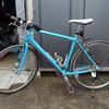 【買物】 クロスバイクをブルホーン化しました