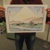 中山道広重美術館の版画体験が楽しすぎた