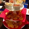 オリンピックメニューで誕生会*多国籍料理12品に挑戦
