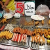 タイのクラビ、2日目の出費