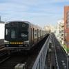 にしびにてる地下鉄電車 - 2019年5月29日