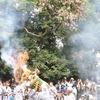 8月15日(火)ほうらんや火祭 in 春日神社(橿原市)