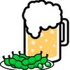 ★大量発汗のあとの美味し~いビールにご用心!!