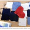 オリンピックの氷上で編み物!大統領の赤ちゃんのために毛布を編んでるって!