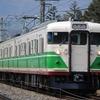 しなの鉄道115系リバイバル初代長野色(S7編成)と現行長野色