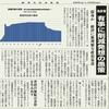経済同好会新聞 第57号 「為政者 有事に削減発想の愚策」