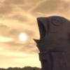 """青い物質と""""人喰い""""の塔 - 人喰いの大鷲トリコ考察3"""