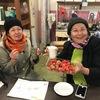 夕方6時にタイの旅行者二人が来店、楽しかったが、英語力不足を120%痛感!