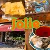 【四ツ谷カフェ】昔ながらの喫茶店『Jolie(ジョリー)』のチーズトーストセットが素敵だった