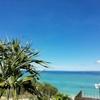 【日常・ひとりごと】9月・今年最初で最後の瀬底島・海はやっぱりキレイだった