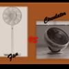 【類似】扇風機とサーキュレーターの違いわかりますか?