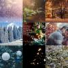 アメブロにとても季節外れ・・音材69、2019/12/25の詩を。(Instagramでは12/25のものが見れます)