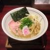 【ラーメン】麺屋まる 新馬場で鶏魚介ラーメン