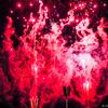 梅雨明けの多摩川沿いを散歩して競艇場の花火大会を見てきた