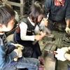 足助の鍛冶屋で鍛冶体験、「レゴランドと並んだ?」いえ、それ以上でした