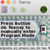 ErgoDoxEZのキーマップを変更してみた
