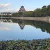 今年もやはり、広島城からです。うっとり!いいですね。