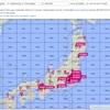 国内DX 〜 March 21st, 2021 今日のFT8 VUHF