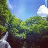 【滝】日本の滝100選 銚子ヶ滝に行こう。福島県郡山市