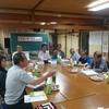 6月5日に港区の磯路地域活動協議会と塩草地域との情報交換会がありました。