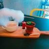 【京都・二条】これ、ほんとに食べれるの!?びっくりデザートがいただける Alpha foods&drink(アルファ フード&ドリンク)さん。