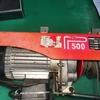 ホイストクレーンの無線リモコン改造