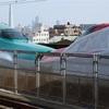 新幹線の撮り鉄結果を整理