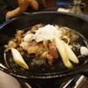 野生あなぐま肉のすき焼きを食べに渋谷「むじなや」へ