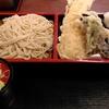 【戸田公園】大橋屋:あなご天せいろ(1250円)