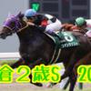 【小倉2歳ステークス 2019】過去10年データと予想